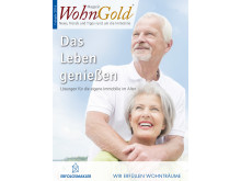 """Versierte Immobilienmakler starten genau jetzt mit der Frühjahrs-Ausgabe des WohnGold-Magazins und """"ernten"""" viele Alleinaufträge!"""