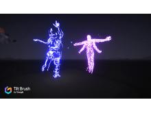 Måla i 3D i VR