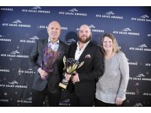 Vinnare ATG Challenge – Hemmakväll Kungälv