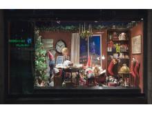 Julens skyltfönster NK Stockholm.