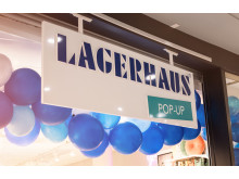 Lagerhaus pop up