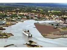 Sanering av Oskarshamns hamnbassäng