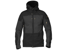 Keb Jacket (Black / Dark Grey)