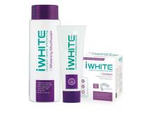 iWhite Instant - serie med produkter for hvitere tenner