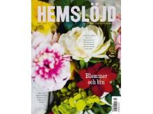 Hemslöjd 3/2019 – Blommor och bin