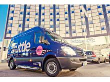 Nettbuss Transfer och Taxi Göteborg i nytt samarbete  – startar shuttletrafik mellan Göteborg och Landvetter flygplats