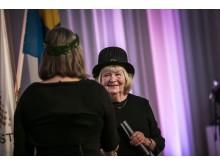 Ingela Josefson, hedersdoktor 2018