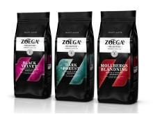 Zoégas lanserar ett set med mindre förpackningar för att tillmötesgå olika smaker i hemmen