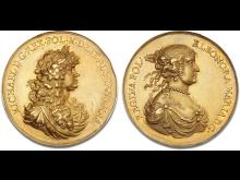 Polen og Litauen, Michael I, 1669-1673. Hammerslag: 400.000 kr.