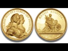 Sverige, Adolf Frederik, 1751-1777. Hammerslag: 320.000 kr.
