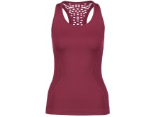SOC W Flow Seamless Singlet_Red_Front