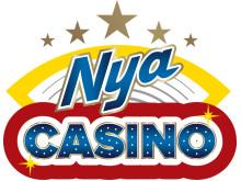 Nya Casino Logo i hög upplösning