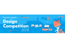 I Toyota Logistic Design Competition 2018 uppmanas designstudenter revolutionera logistiken för e-handel