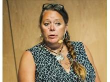 Veronica Lindström, disputerad sjuksköterska, KI