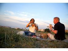 Så påverkar vädret svenskarnas mat-och dryckesvanor
