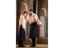 Press photo: Raffaella Milanesi, Peter Lodahl. Mitridate, Drottningholms Slottsteater 2014