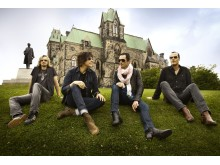 Stone Temple Pilots - pressbild 1 2010