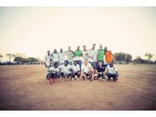 Kenya FOOTBALL MATCH3 by Paul Ripke