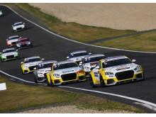 Nicklas Nielsen i Audi Sport TT Cup
