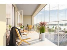 Orrholmsstrand wec360_balkong
