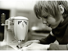 Textilslöjd Alviks skola 1970-tal
