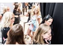 Miss Universum uttagningar i Nordstan 2015