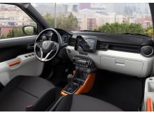 Suzuki Ignis instrumentbord