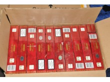 Cigarette smuggling trio jailed