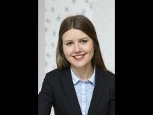 Johanna Wikander, hållbarhetschef Stockholmshem