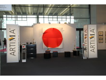 art Karlsruhe 2013, ARTIMA Messestand