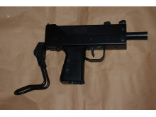 The Mac 10 seized
