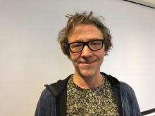 Fredrik Höök, Professor at the Department of Physics