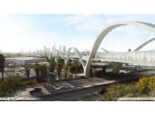 170116 US 6th Street Viaduct Rendering 101 Fwy