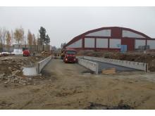 C3C levererar Utjämningsmagasin till Arenastaden i Växjö