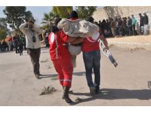 Syriska Röda Halvmånen