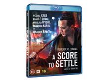 A Score to Settle, Blu-ray