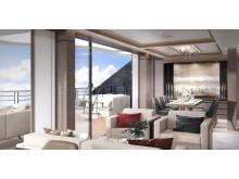 RCYC Owner Suite Dayroom View