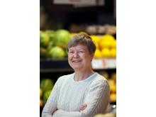 Åsa Domeij, hållbarhetschef Axfood