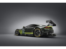 Aston Martin & Dunlop Partnership