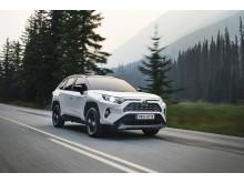 Folke-SUVen RAV4 er klar for lansering