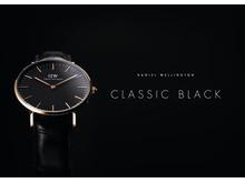 Classic Black fra Daniel Wellington