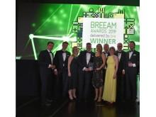 Nye Horten vgs. – Vinner av BREEAM Awards 2019