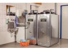 Reningsverket 4evergreen MBR Premium är en systemlösning som installeras utan grävkostnad.