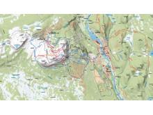 Masterplan for Trysil Bike Arena 2020-2030