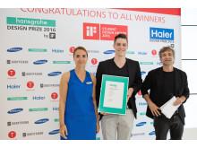 HansgroheDesignPrize2016byiF_Winner_Mono