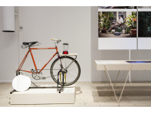 Sommarutställning om cykeln