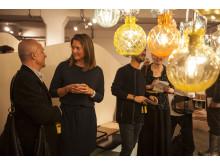 Hadeland Glassverk at London Design Festival 2015