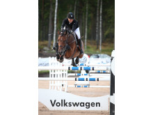 Ridsport - Sandra Carlsson tvåa i VW Grand Prix