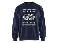 MY UGLY CHRISTMAS SWEATER.