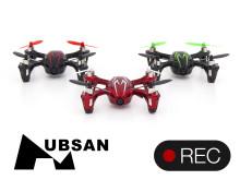 Hubsan X4 Mini Quadcopter med kamera